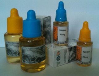 Liquid 10ml/12mg - Banán